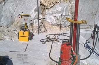 Drilling equipment - Electric driller Speed56