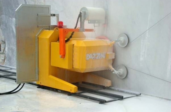 Diamond wire machines for marble - S800A Diamond wire cutting machine